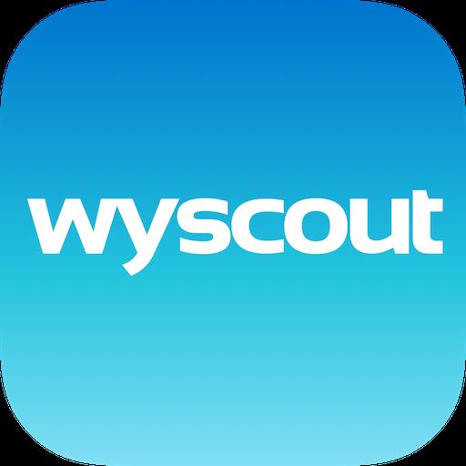 Logo de Wyscout, una de las mejores apps de estadísticas de fútbol.