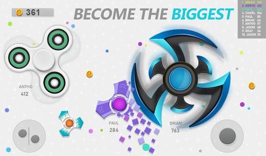 Fidget Spinner .io MOD (Unlimited Money) 3