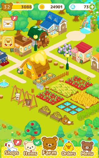 Rilakkuma Farm 3.7.0 screenshots 16