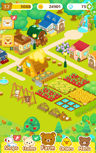 Image For Rilakkuma Farm Versi 3.7.1 14