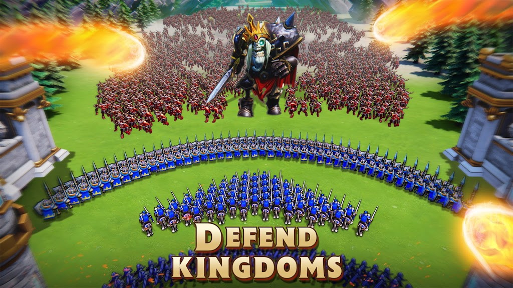 Lords Mobile: Tower Defense poster 1