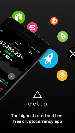Delta - Bitcoin & Cryptocurrency Portfolio Tracker screenshots 2