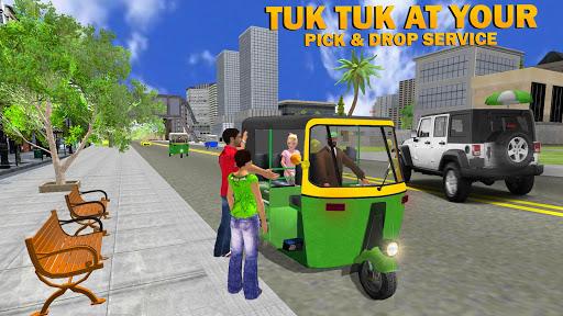 Chingchi Game Simulator : Crazy Tuk Tuk Rickshaw 1.6 screenshots 5