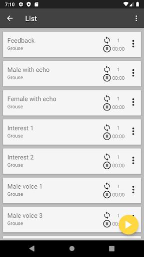 Decoy Grouse - Huntsman screenshots 3
