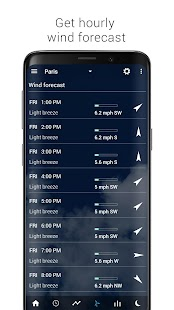 Transparent Clock & Wetter (Ad-free) Screenshot