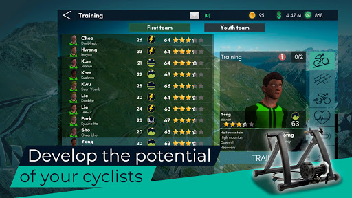 Live Cycling Manager 2021 1.11 screenshots 4