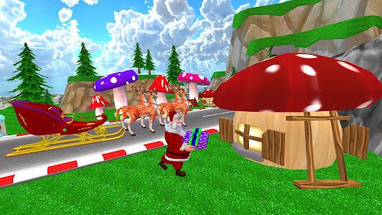 Santa Christmas Infinite Track 3.0.0 screenshots 2