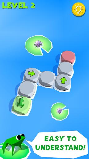Frog Puzzle ud83dudc38 Logic Puzzles & Brain Training  screenshots 1