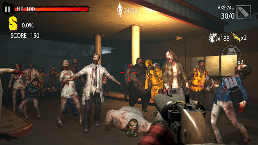 Zombie Hunter D-Day 1.0.806 screenshots 14