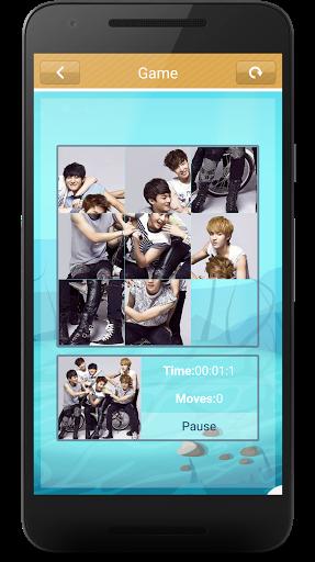 Code Triche EXO Slide Puzzle Game (Astuce) APK MOD screenshots 2