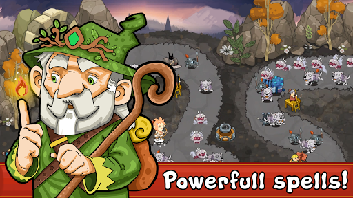 Tower Defense Kingdom: Advance Realm apkslow screenshots 12