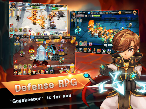 GateKeeper : Epic Defense RPG 12.5 screenshots 1