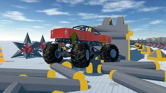 Test Driver: Offroad Driving Simulator 1