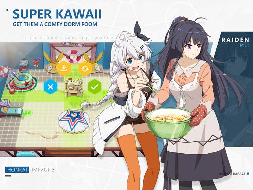 Honkai Impact 3 4.3.0 screenshots 18
