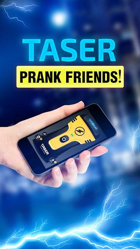 taser prank - stun gun screenshot 1