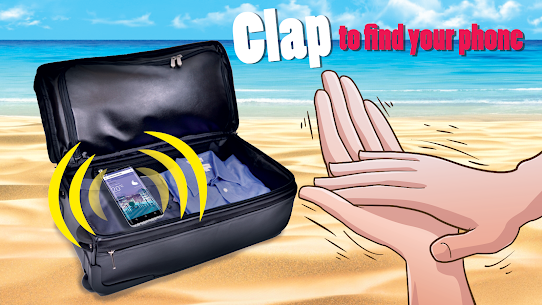 Finding phone by clapping For Pc | Download And Install (Windows 7, 8, 10, Mac) 1