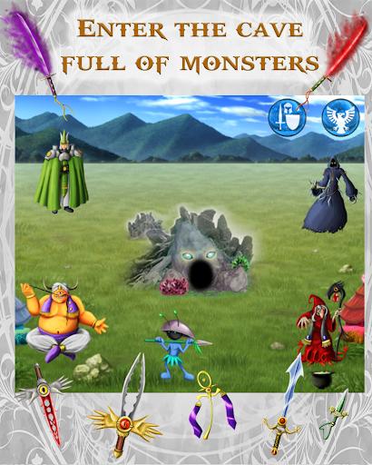 Fantasy Cave D&D Style RPG 2.01 screenshots 5