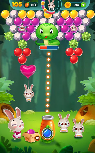Bubble Bunny: Animal Forest 1.0.3 screenshots 22