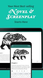 JotterPad - Writer, Screenplay, Novel 13.0.11B-pi Screenshots 1