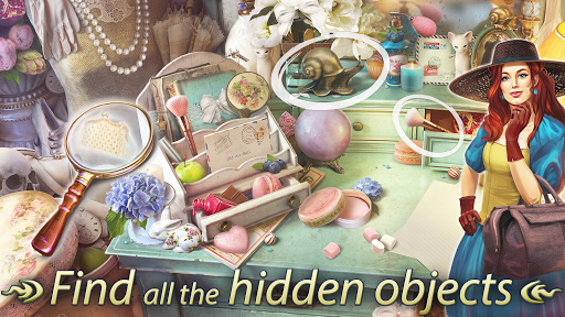 Secrets of Paris: Hidden Objects Game apkpoly screenshots 1