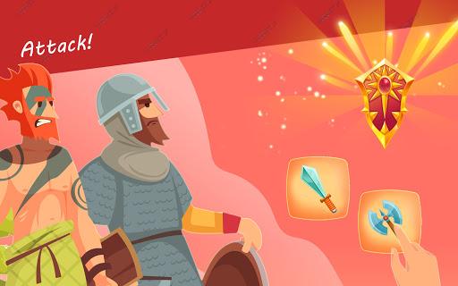Heroes - A Desert Adventure Match3 game APK MOD (Astuce) screenshots 4