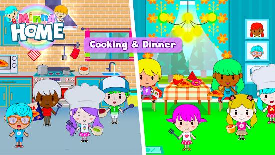 Minna Home Sweet Pretend Playground 1.1.1 screenshots 4
