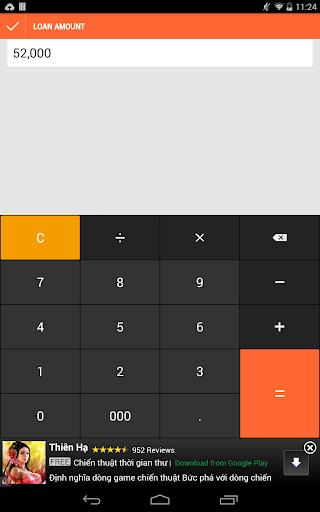 Loan Shark - Loan Calculator, Interest & Repayment For PC Windows (7, 8, 10, 10X) & Mac Computer Image Number- 13