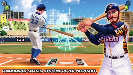 Code Triche Baseball Clash : jeu pour tous APK MOD (Astuce) screenshots 1