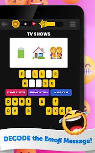 Guess The Emoji - Trivia and Guessing Game! screenshots 9