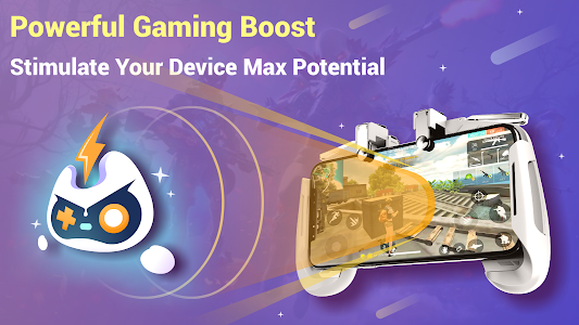 Jack Game Booster 🔥Faster, Smoother & GFX Tool 1.2.1