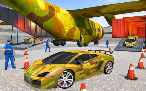 US Army Off-road Truck Driver 3 APK + MOD (Unlimited Money) 3