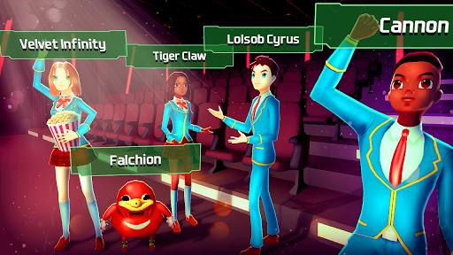 VR Superhero Chat: Online Virtual 2.5 screenshots 1