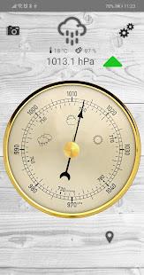 Barometer pro - free 3.8 Screenshots 8