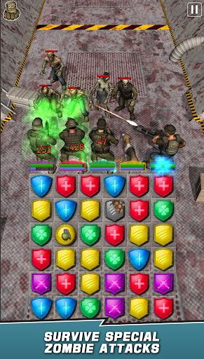 VDV MATCH 3 RPG: ZOMBIES! 1.7.008 screenshots 8