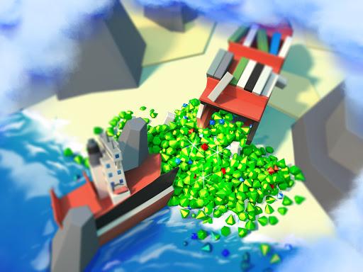 Sea Port: Cargo Ship & Town Build Tycoon Strategy 1.0.153 screenshots 14