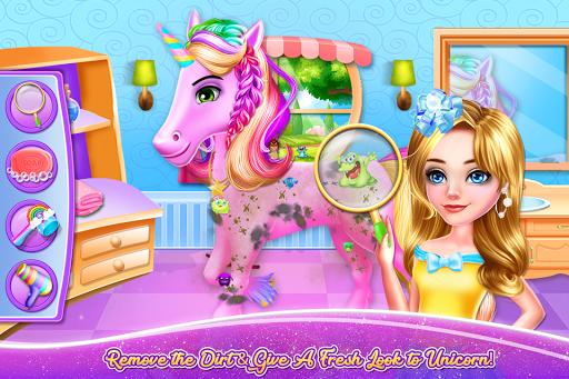 My Unicorn Beauty Salon 1.0.9 Screenshots 6
