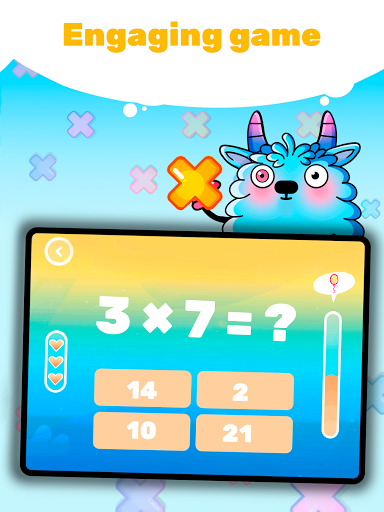 Engaging Multiplication Tables - Times Tables Game apkdebit screenshots 9