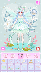Vlinder Princess MOD (All Costumes Available) 5