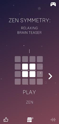 Zen Symmetry: Relaxing Puzzle Game 0.9.4 screenshots 1