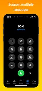 iCall – iOS Dialer MOD APK, iPhone Call (Pro Unlocked) 6