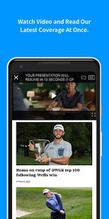 Golf Channel 5.4.9 Screenshots 3