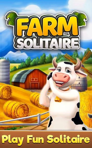 Farm Solitaire: Harvest Land Adventure 2020