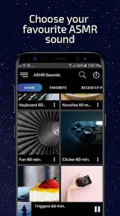 ASMR Sounds ASMR Sleep Sounds ASMR Triggers 1.16 Android Mod APK 3