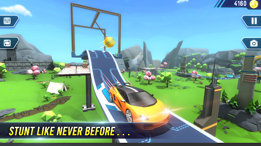 Mega Ramps - Galaxy Racer  screenshots 6