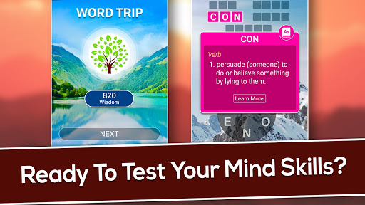 Word Trip 1.362.0 screenshots 10