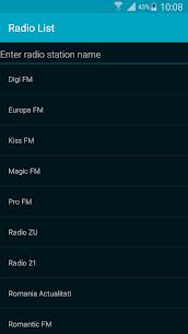 Wake2Radio 1.2 Android APK Mod Newest 2