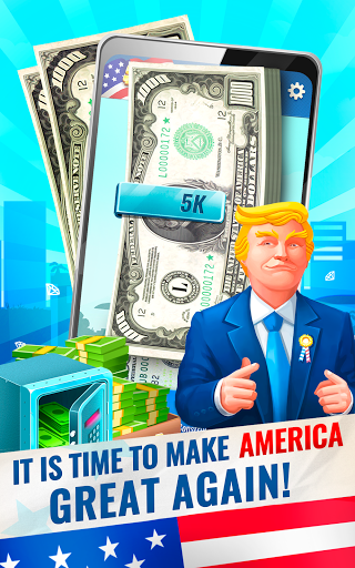 Trump's Empire: idle game 1.1.9 screenshots 14