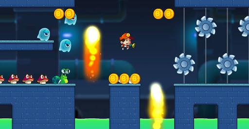 Super Jack's World - Free Run Game  screenshots 2