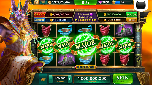 ARK Slots - Wild Vegas Casino & Fun Slot Machines  screenshots 11