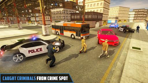 Virtual Police Family Game 2020 -New Virtual Games apkslow screenshots 3